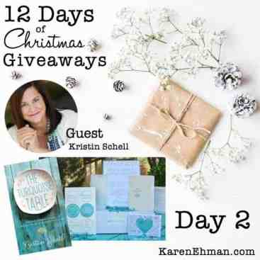 12 Days of Christmas Giveaways – Day 2