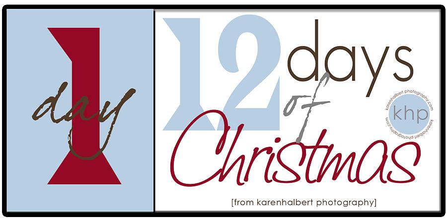 Day 1 12 Days Of ChristmasNashville Custom Family Child