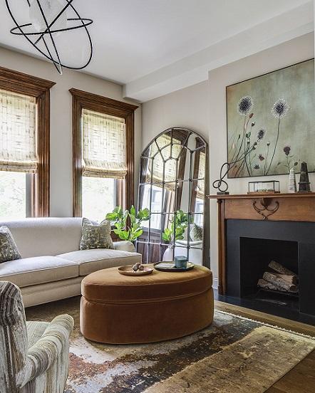 Karen houghton interiors nyack ny for Bergen county interior designers