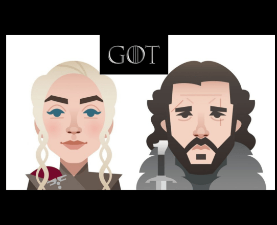 Game of Thrones Emojis Released #FortheThrone