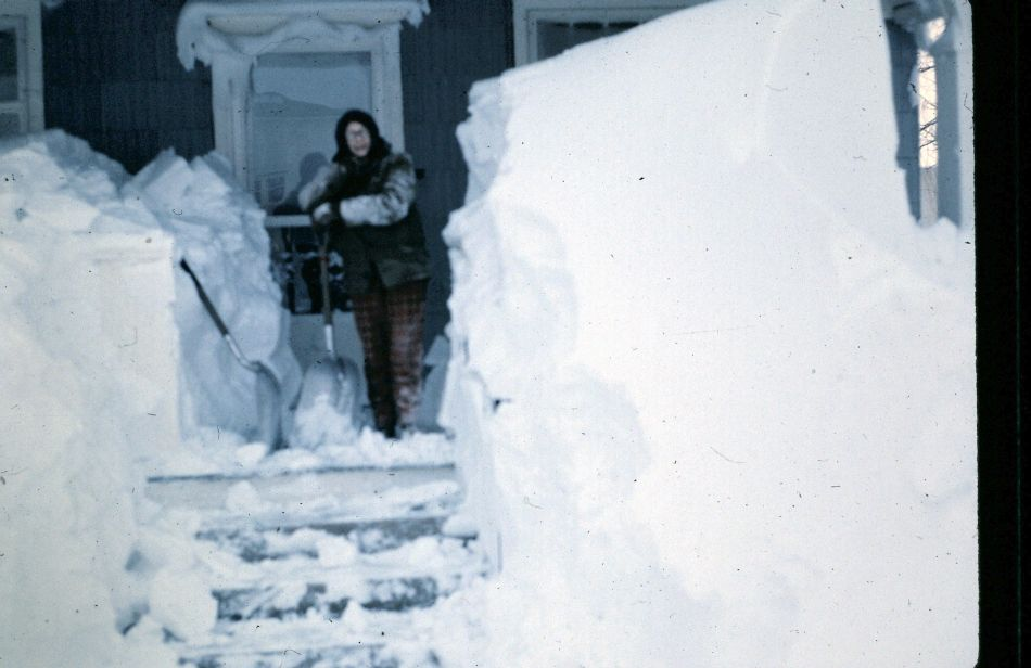 1977 Blizzard Cincinnati Ohio