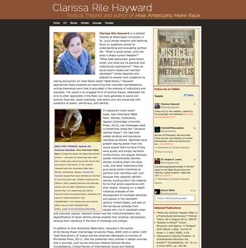 ClarissaHayward.com