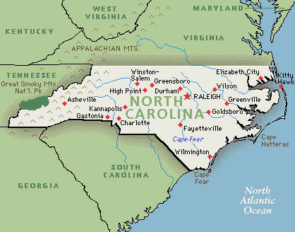 North Carolina Ranked #1 for Business