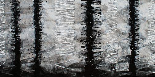 """lake ice24"""" x 48"""""""