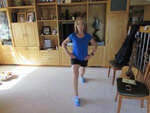 Stretch, hip flexor, hip muscle