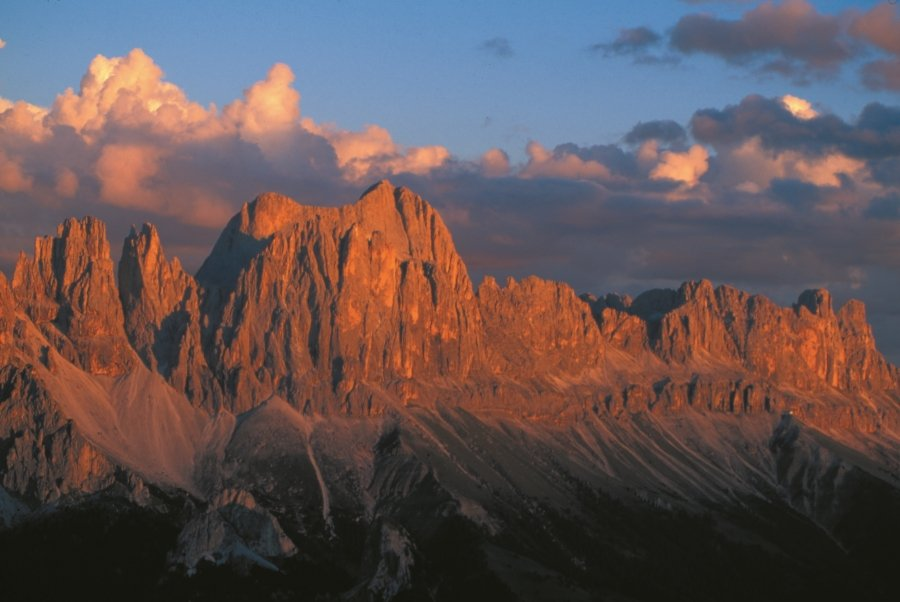 Climbing Vacation In South Tyrol Climbing Trails In The