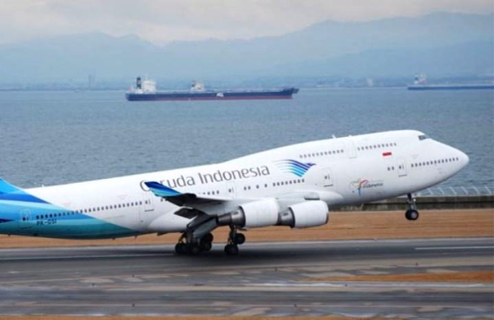 Agen Cargo Garuda Indonesia terbesar