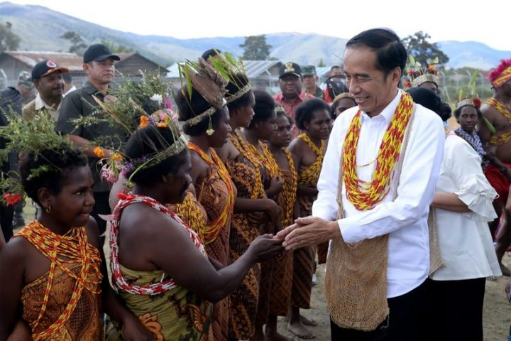 Jasa Ekspedisi ke Pulau Papua murah