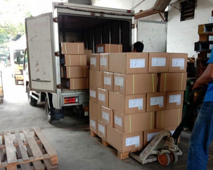 Jasa ekspedisi pengiriman barang kargo dari Surabaya ke Manokwari