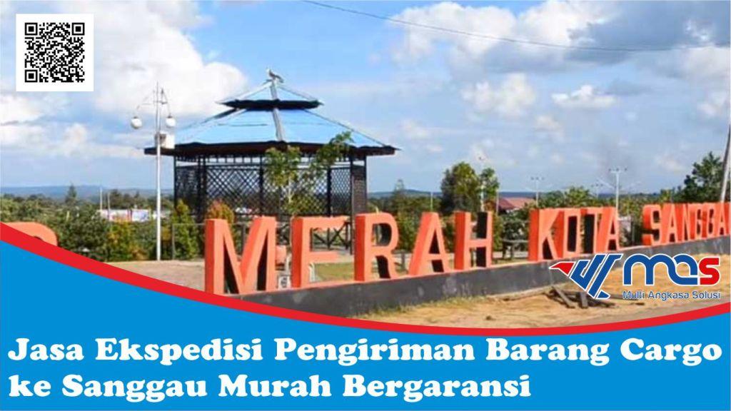 Jasa Ekspedisi Pengiriman Barang Cargo ke Sanggau