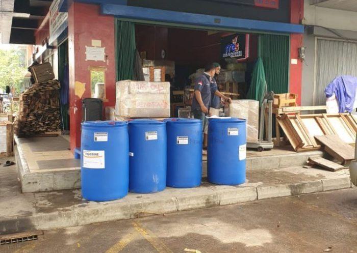 Jasa ekspedisi pengiriman barang cargo ke Halmahera Utara