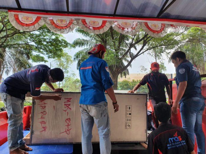 Jasa Ekspedisi Pengiriman Barang Cargo ke Kepulauan Sula