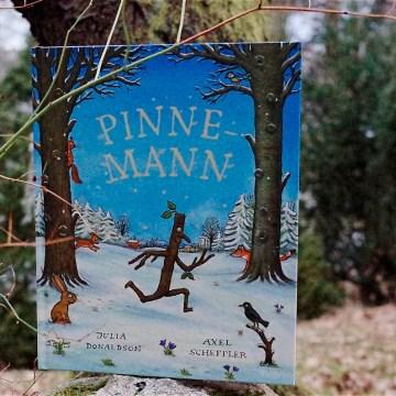 Barnebok: «Pinnemann» av Julia Donaldson og Axel Scheffler