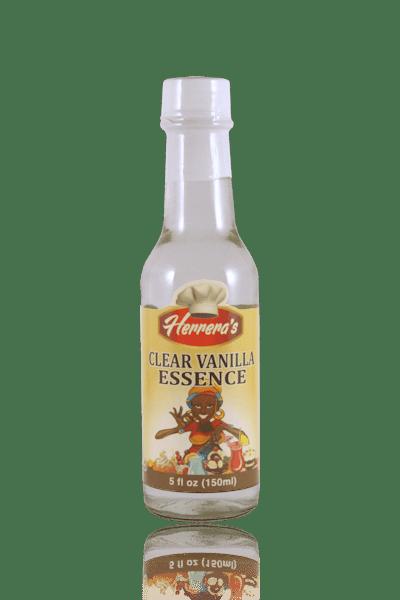 Clear Vanilla Essence 150ml