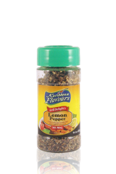 Grill Delights-Lemon Pepper 64g