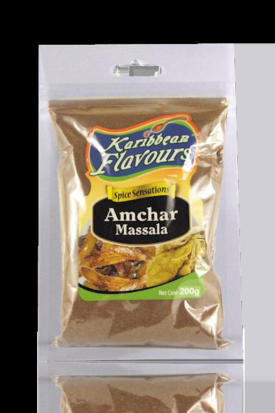 Spice Sensations-Amchar Massala 200g