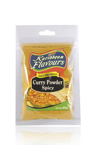 Spice Sensations-Curry Powder Spicy 85g