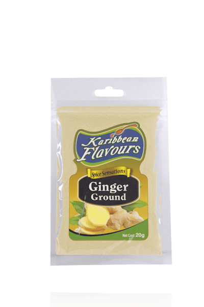 Spice Sensations-Ginger Ground 20g