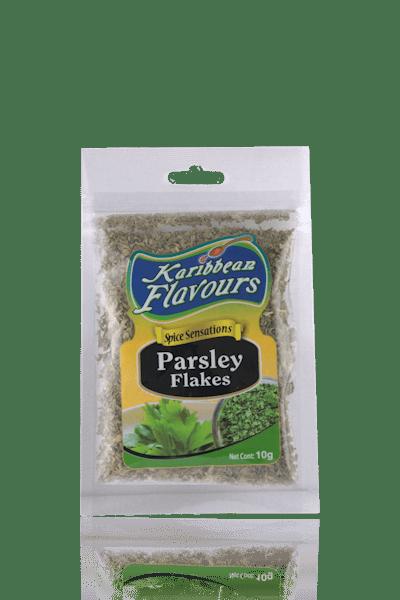 Spice Sensations-Parsley Flakes 10g