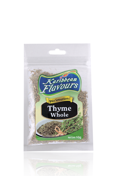 Spice Sensations-Thyme whole 10g