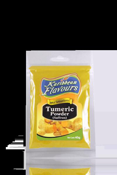 Spice Sensations-Tumeric Powder (Saffron) 40g