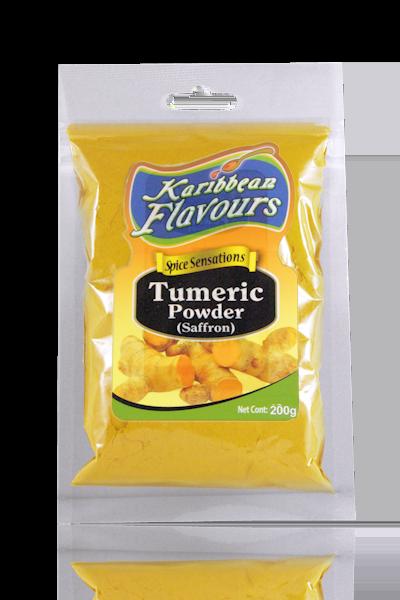 Spice Sensations-Tumeric Powder (saffron) 200g