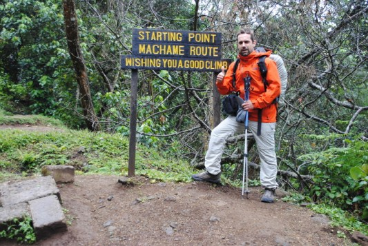 Machame Route 6 Days