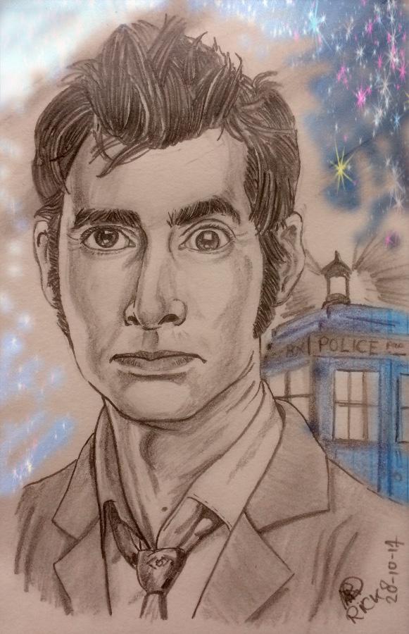 sf Doctor Who David Tennant
