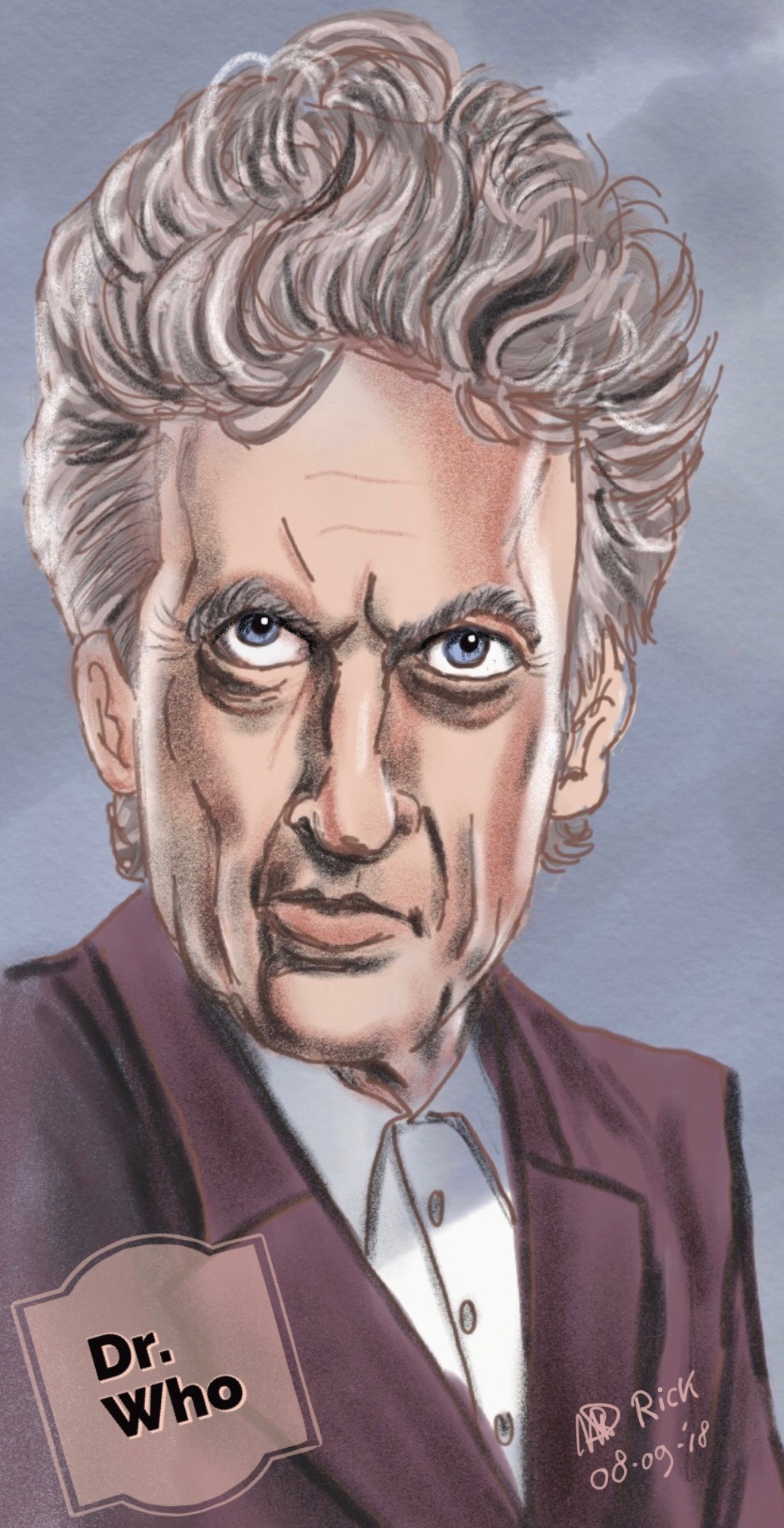 sf Peter Capaldi