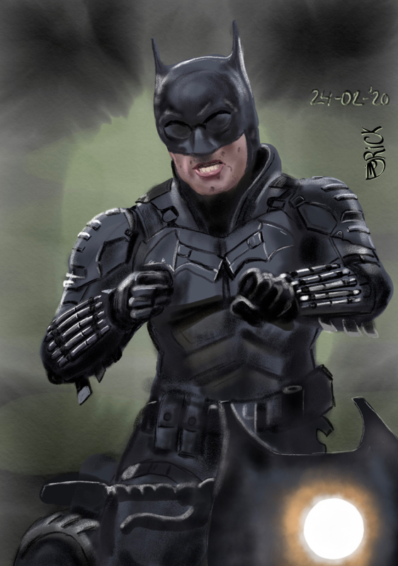 Batman movie 2021