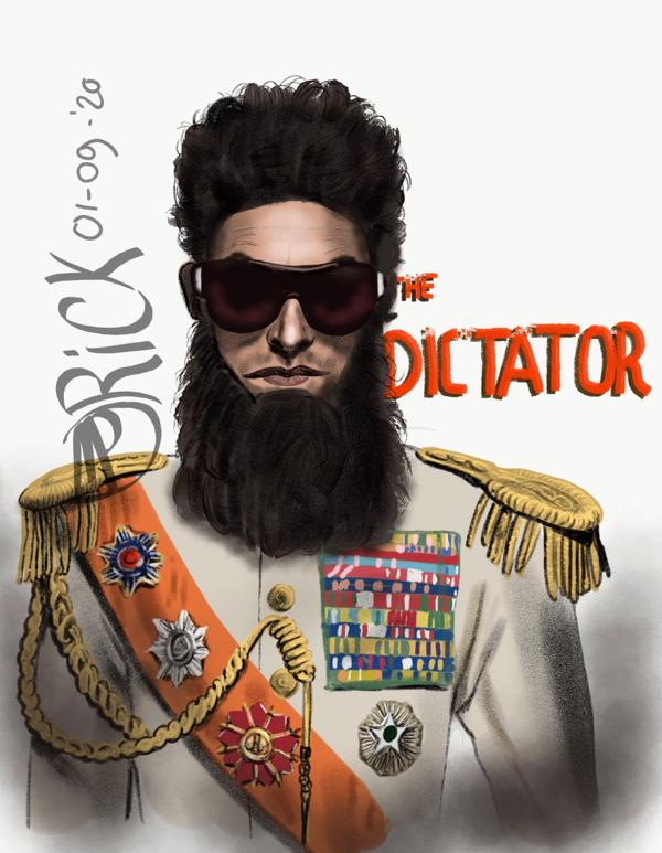 The Dictator - Sacha Baron