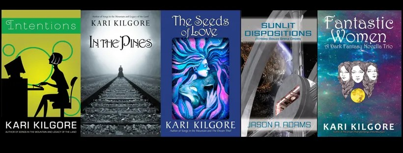 Latest Spiral Publishing Titles