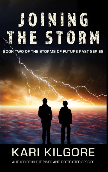 Joining the Storm: Book Two of the Storms of Future Past Series