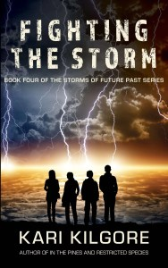 Fighting the Storm cover