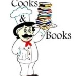 Cooks and Books logo