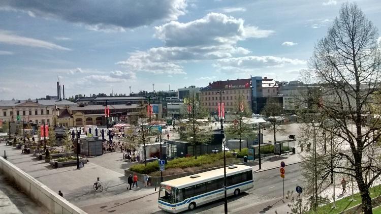 Ravitsemustieteen opiskelu Itä-Suomen yliopistossa – Karim Khanji