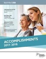 North West LHIN Accomplishments 2017-2018 Report