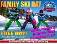 Free Family Ski Day in Terrace Bay