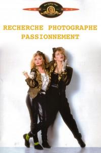 Recherche photographe passionnément
