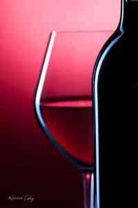 photo d'une bouteille de vin de Bergerac