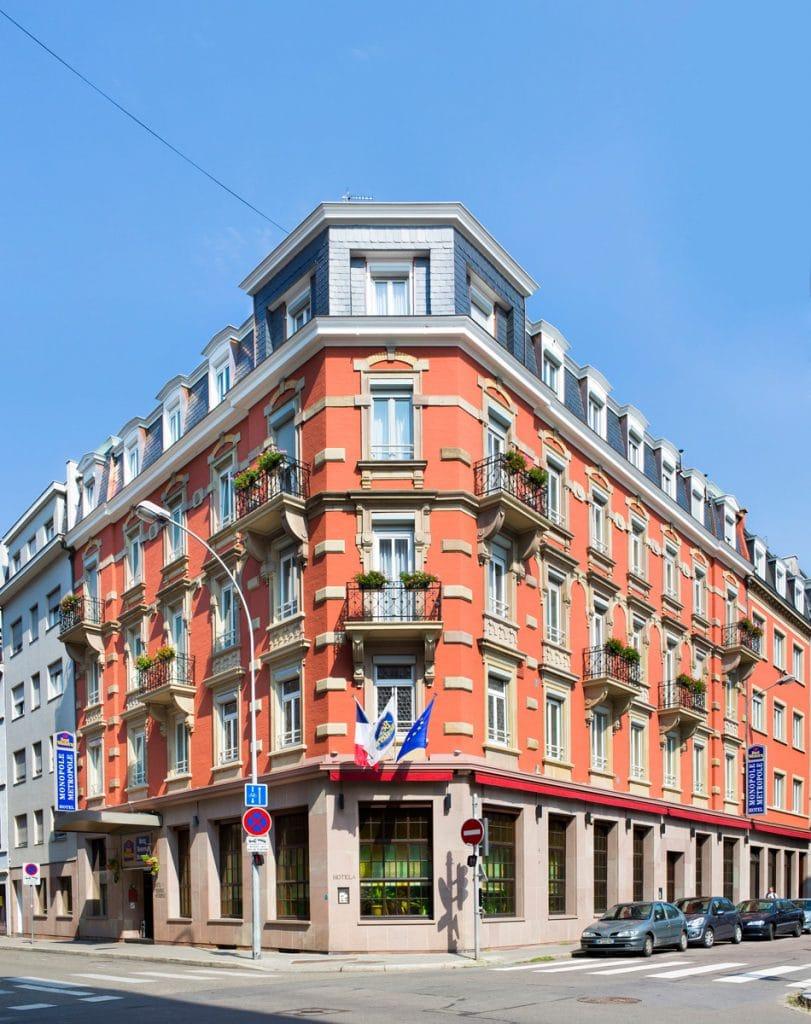 Best-Western-Strasbourg
