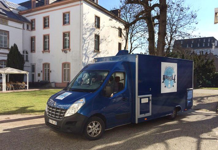 Food Truck au Cercle Mess de Strasbourg