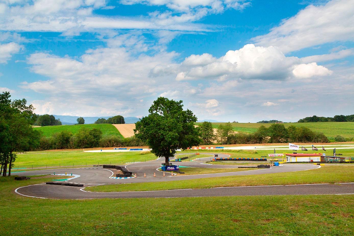 Circuit Karting Chevremont