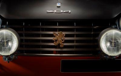 Photo d'une voiture de collection