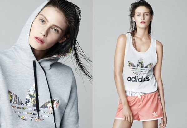 Topshop e Adidas Originals lançam coleção juntas