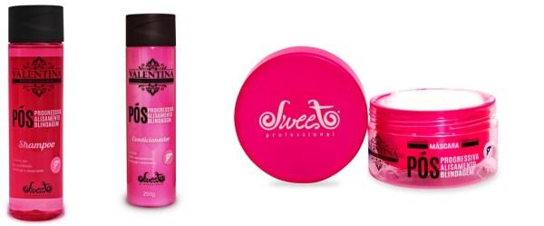 Sweet Hair lança linha Valentina