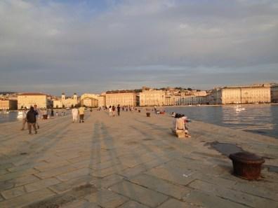 Trieste Italie