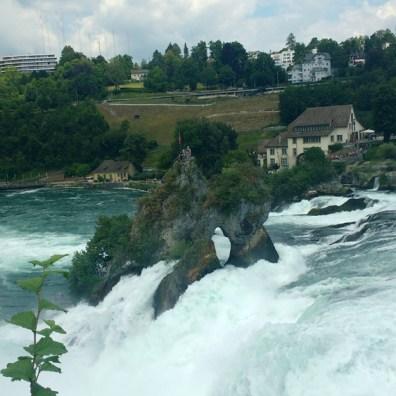 Rijn watervallen