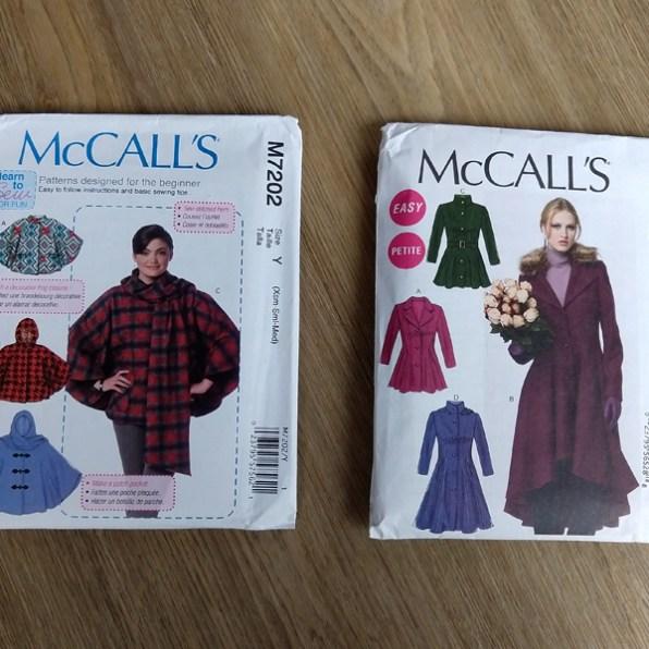 Mccall's naaipatronen