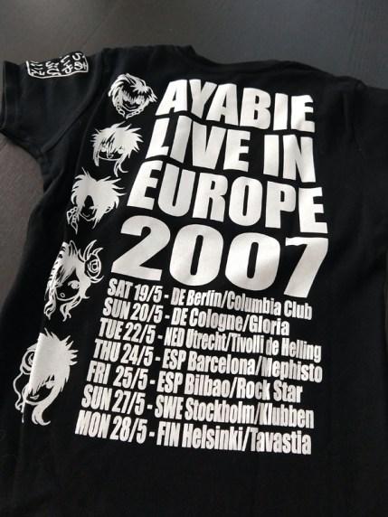 Ayabie t-shirt